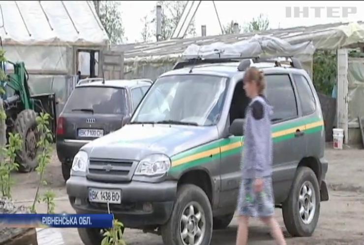 На Рівненщині зловмисники кинули гранату у будинок лісничого