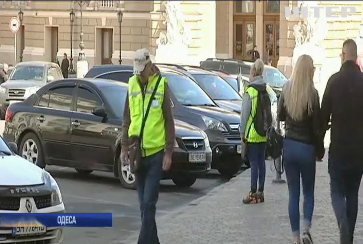 В Одесі вимагають гроші за проїзд до моря