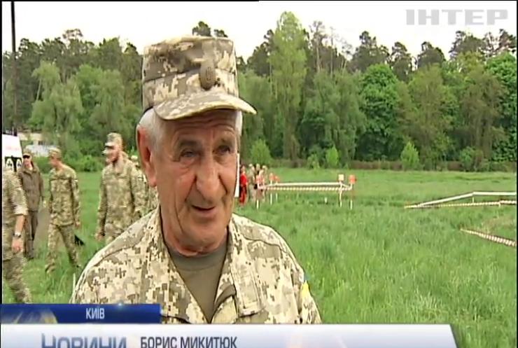У Києві розпочалися військові навчання з планування оборони міста