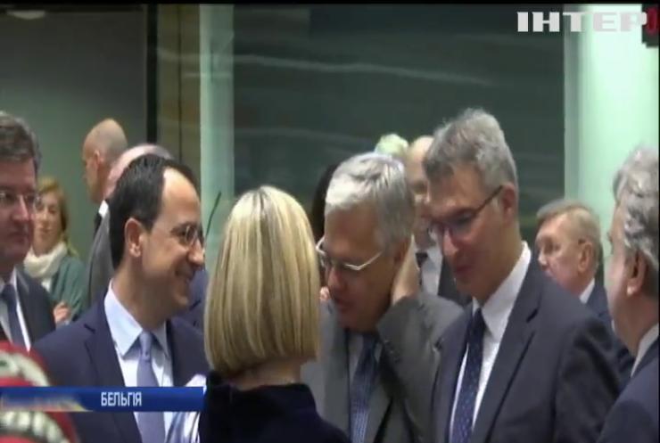 Рада Євросоюзу обговорила реформи з командою Володимира Зеленського