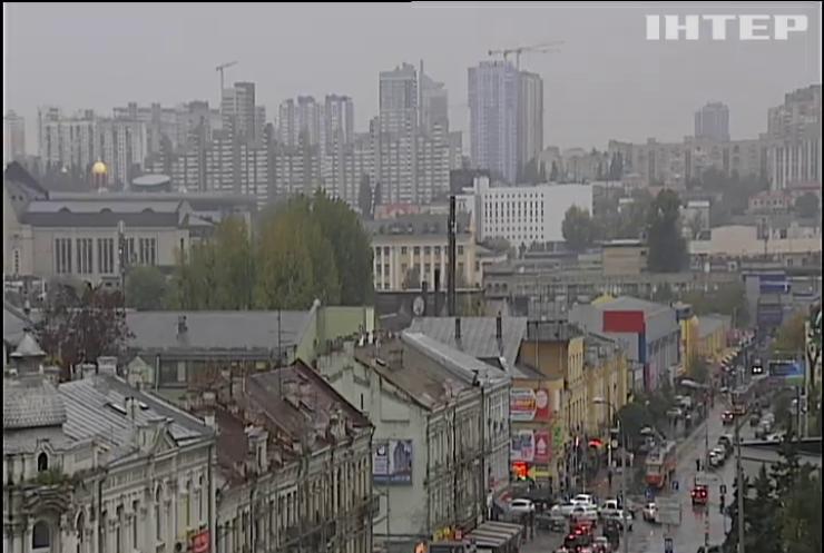 У Київській області оголосили штормове попередження