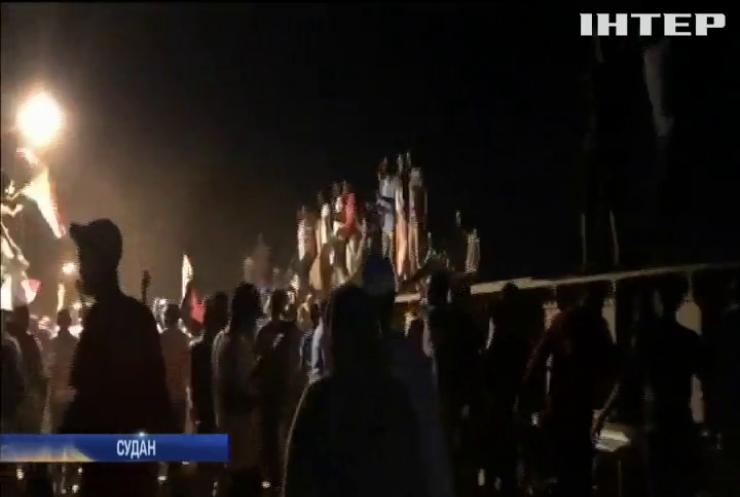 Переворот у Судані: військові та опозиція домовились про перехідний період