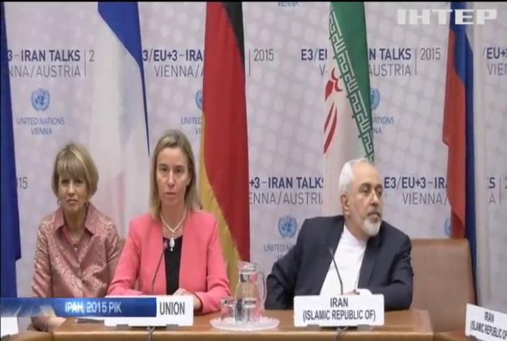 Іран призупинив виконання зобов'язань за ядерною угодою