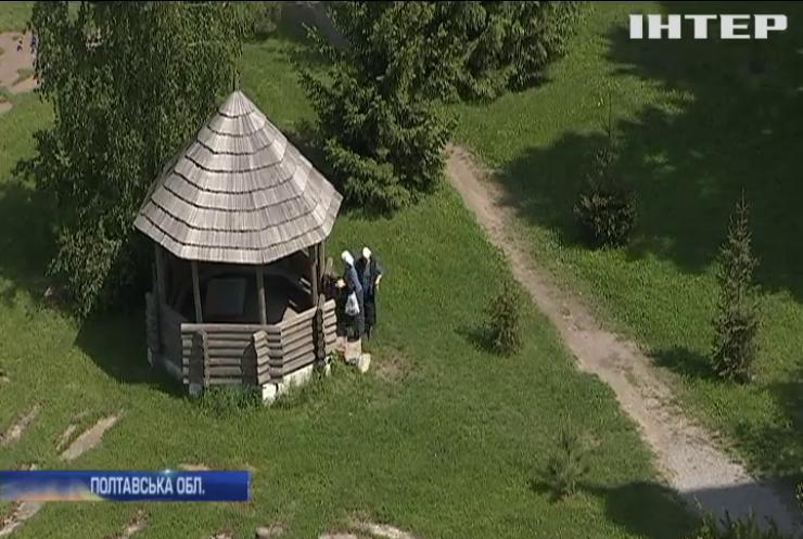 На Полтавщині святкують 400 річницю Мгарського монастиря УПЦ