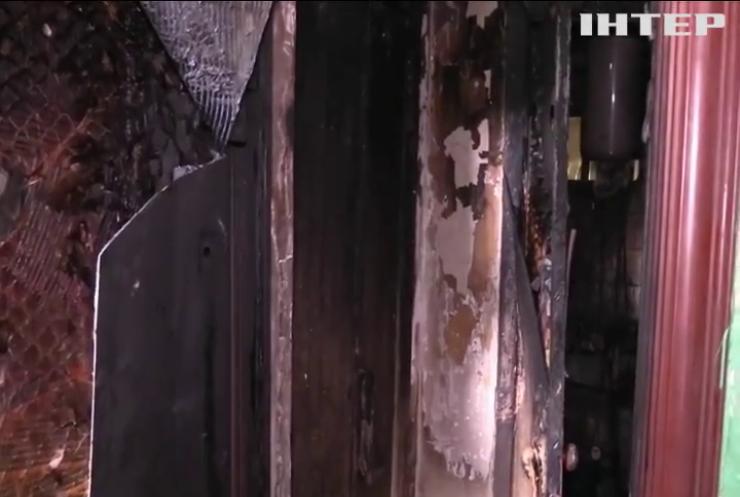 У Києві вибухом вбило пенсіонера