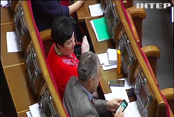 Верховна Рада розгляне дату інавгурації Володимира Зеленського
