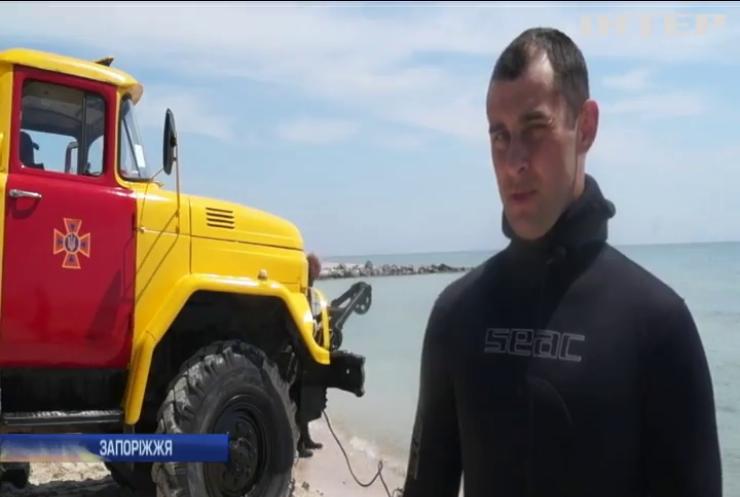 Пляжі Азовського моря готують до курортного сезону