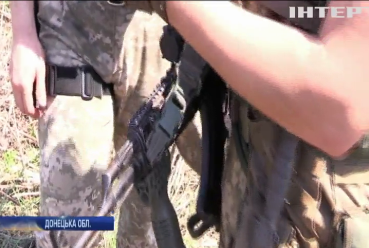 Військові відповідають на обстріли противника