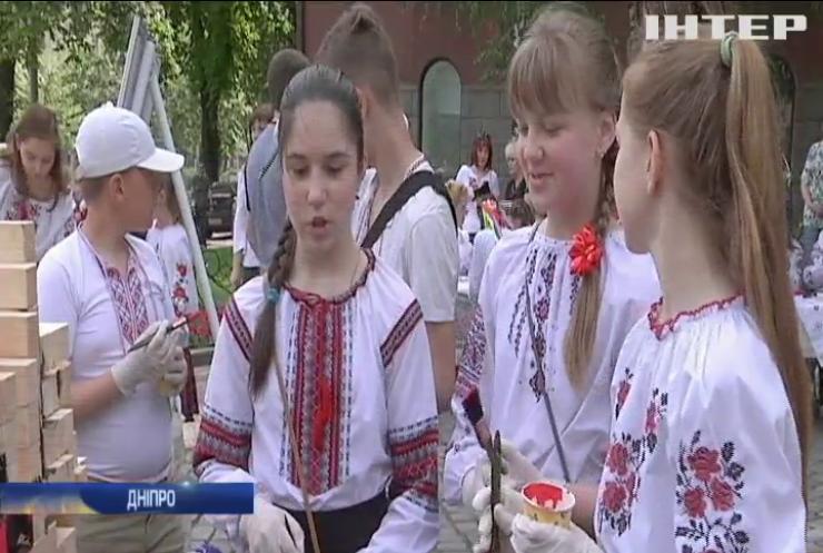 В Україні відзначають Всесвітній день вишиванки