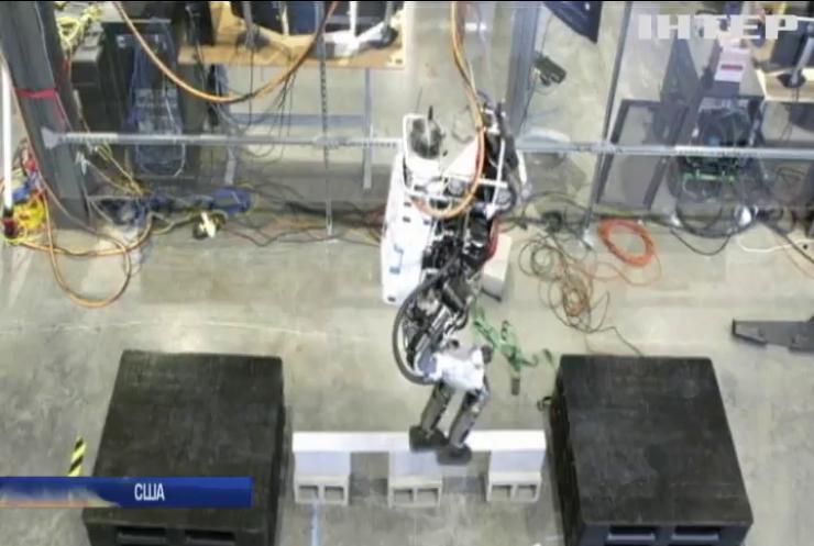 Американські розробники створили робота-акробата