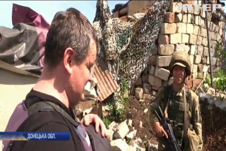 Бойовики атакують українців на Донецькому напрямку