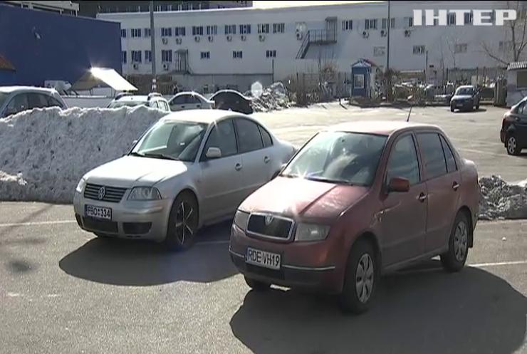 Власникам нерозмитнених автівок продовжили термін пільгової реєстрації