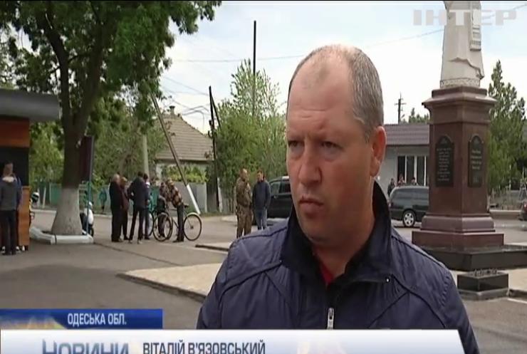 На Одещині рибалки влаштували протест