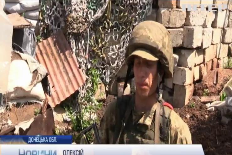 Війна на Донбасі: українське військо зазнало втрат