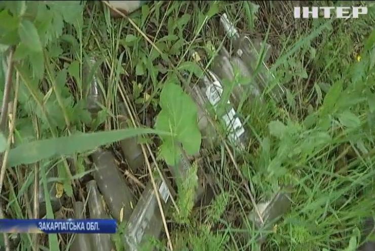 Жителі Ужгорода прибирають під час пробіжки