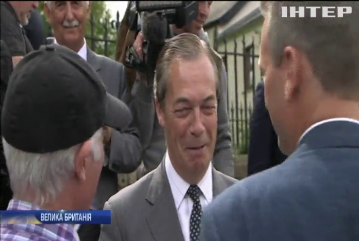 Головний британський євроскептик повернувся у велику політику