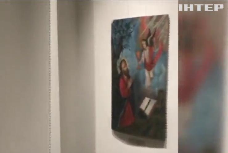 У Литві відкрили виставку унікальних ікон з України