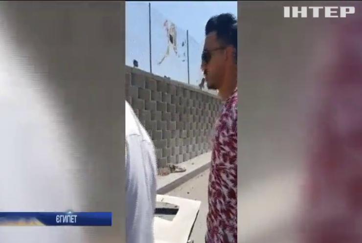 У Єгипті вибухом поранило 16 туристів із ПАР