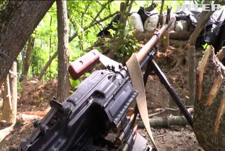 Поблизу Горлівки не стихають ворожі обстріли