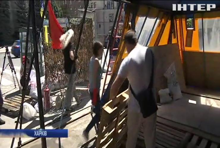 Скандальна пожежа у Харкові: у вогні мало не загинули волонтери