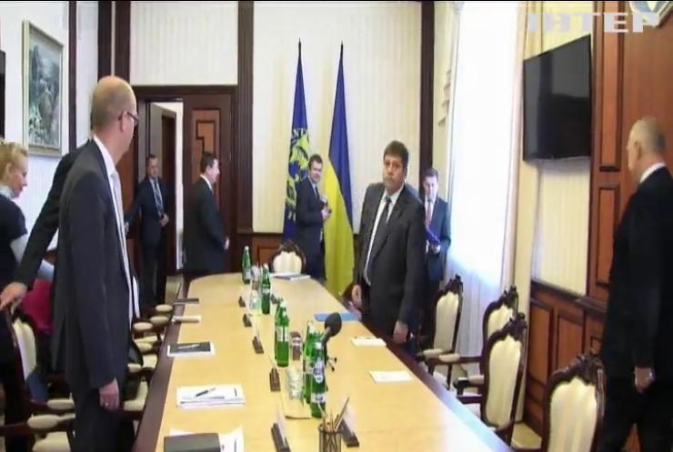 Місія МВФ прибуває до Києва