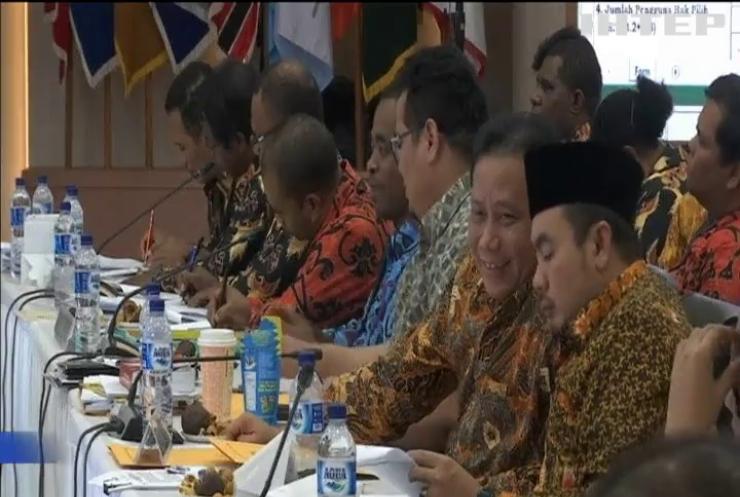 В Індонезії оголосили перемогу чинного президента на виборах