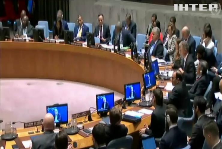 ООН відмовилась обговорювати український мовний