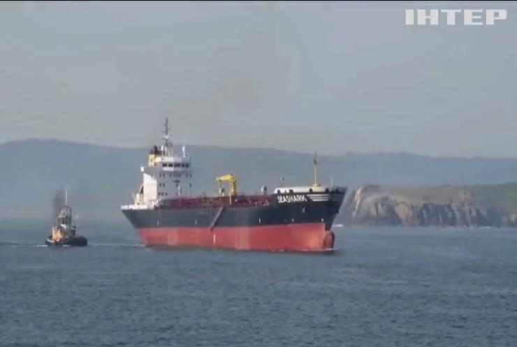 У Єгипті відпустили п'ятьох українських моряків