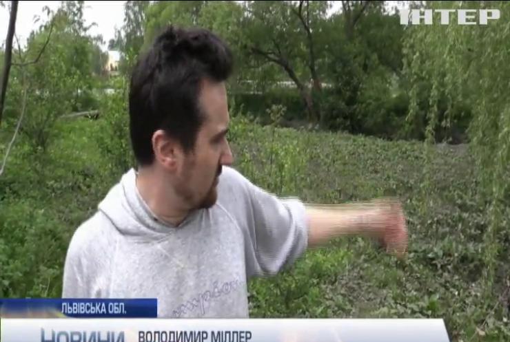 На Лвівщині затопило десятки будинків