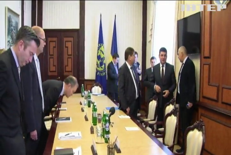 У Київ прибула й розпочала роботу місія МВФ