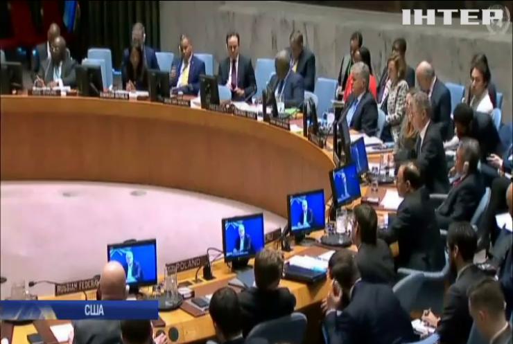 Радбез ООН не розглядатиме український мовний закон