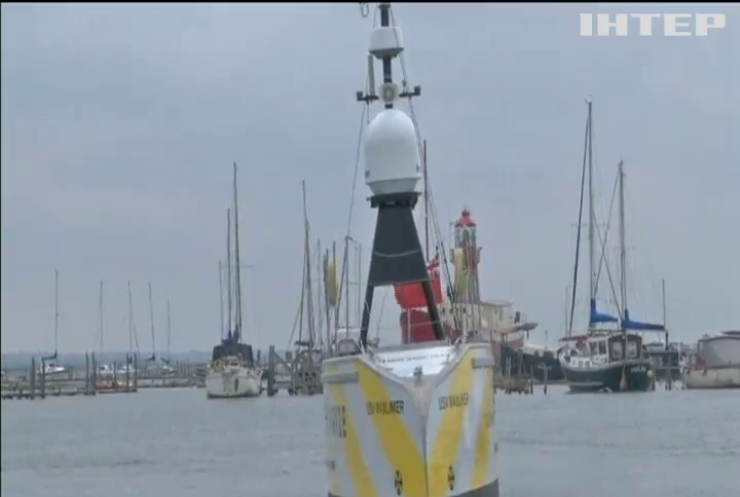 Атлантичним океаном подорожуватиме судно-робот