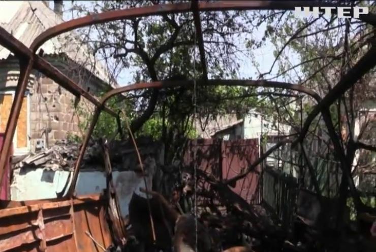 Війна на Донбасі: троє бійців зазнали поранень