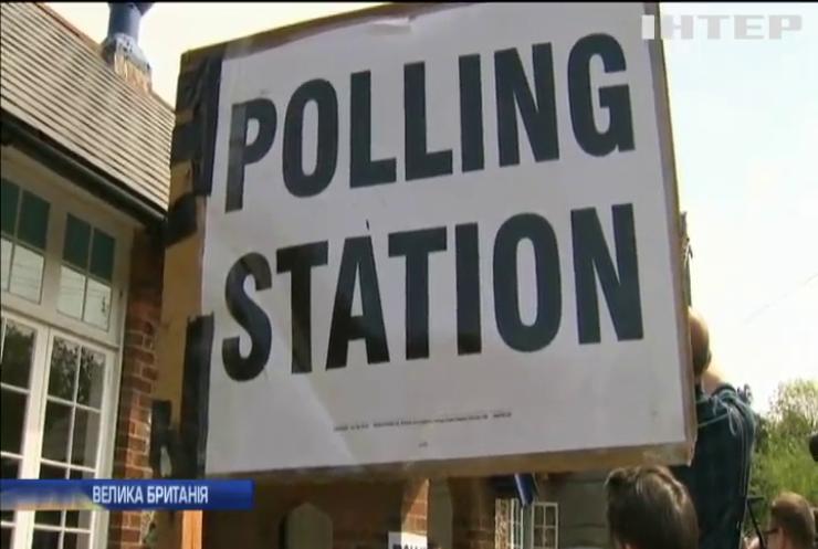 У Нідерландах та Британії почалися вибори до Європарламенту