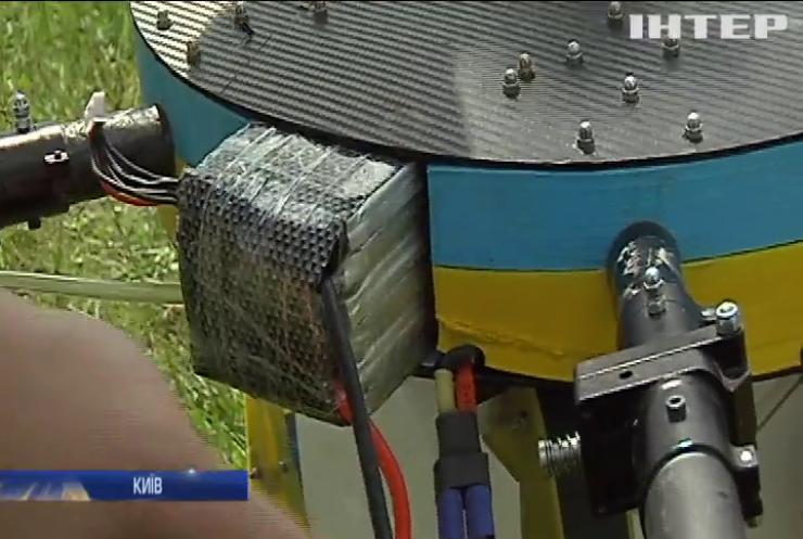 В Україні розробили літаючий трактор