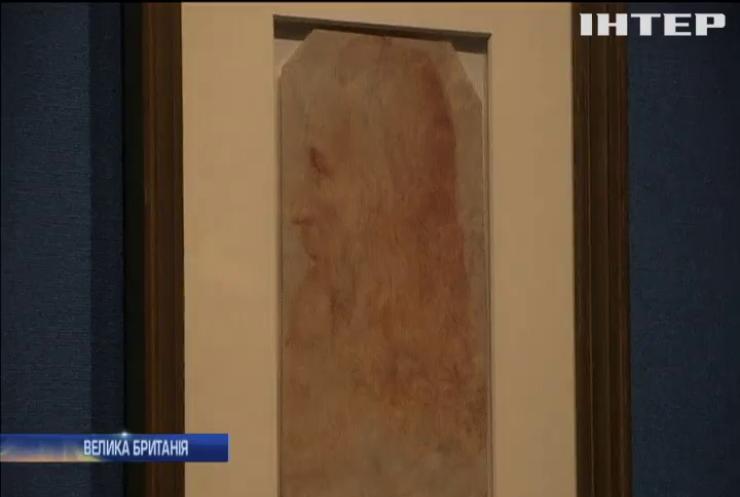 У Британії відбулася найбільша виставка робіт да Вінчі