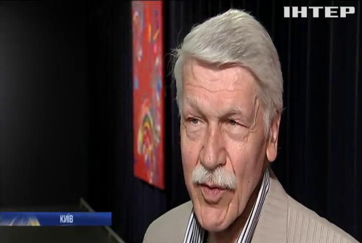Письменник Аркадій Третьяков презентував книгу про історію Хрещатика