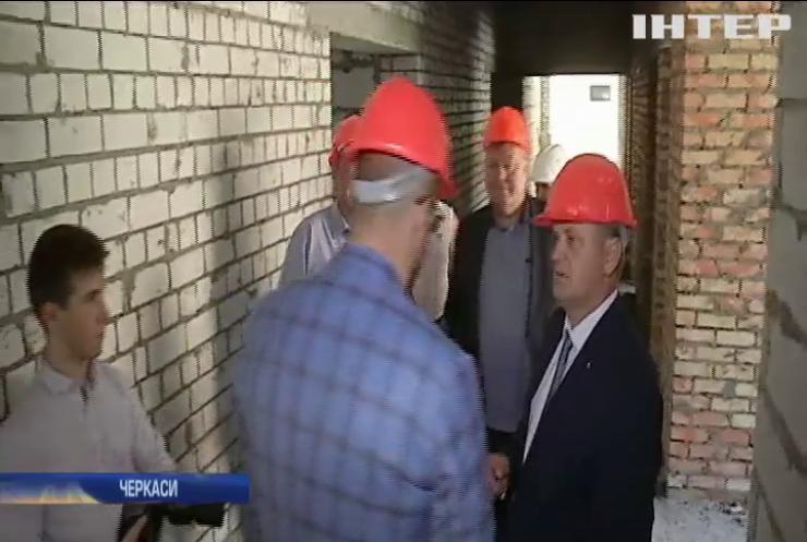 У Черкасах за підтримки Сергія Рудика відновлюють Національний університет імені Богдана Хмельницького