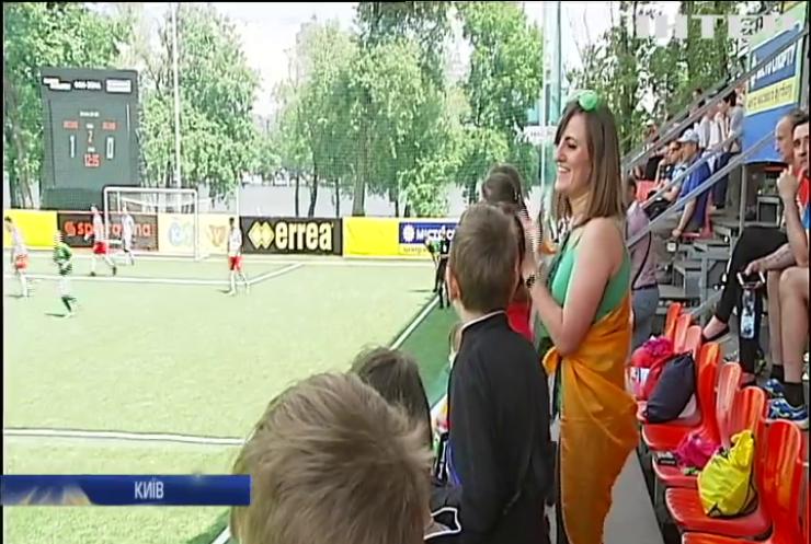 У Києві провели міжнародний турнір з міні-футболу