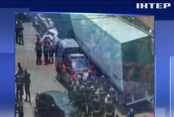 У Мексиці вантажівка влаштувала масштабну аварію