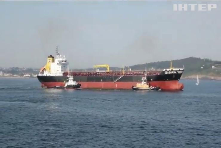 Моряки арештованого у Єгипті танкера повертаються додому