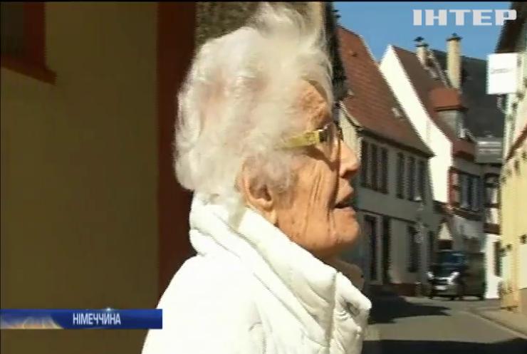 У Німеччині депутатом місцевої ради обрали сторічну жінку