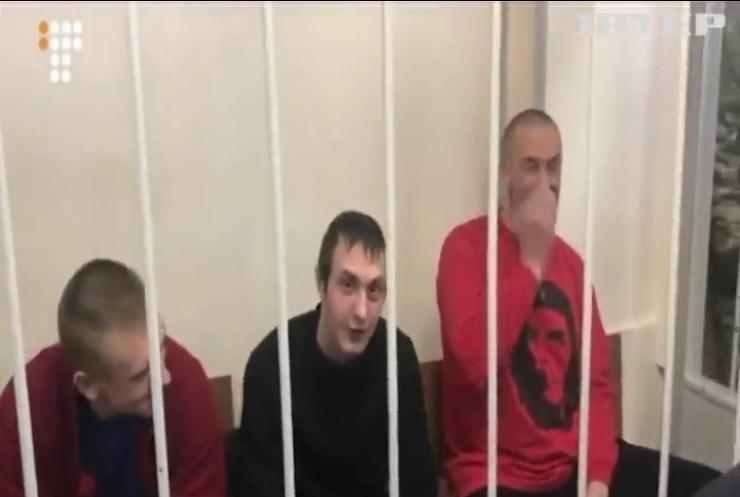У Росії продовжили арешт полоненим українським морякам