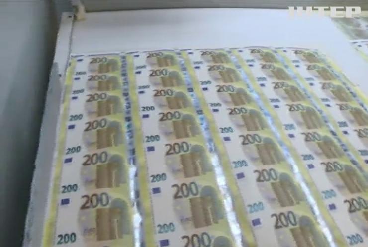 Євросоюз вводить в обіг нові банкноти