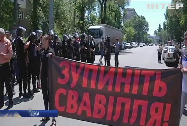 Слідчі почали розслідування причин бунту в Одеській колонії