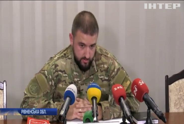 Військова прокуратура розслідує падіння гелікоптера Мі-8