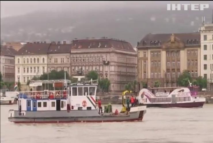 Аварія у Будапешті: капітана туристичного теплохода взяли під варту