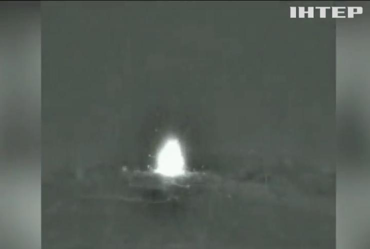 Ізраїльська армія обстріляла сирійські позиції поблизу Дамаска
