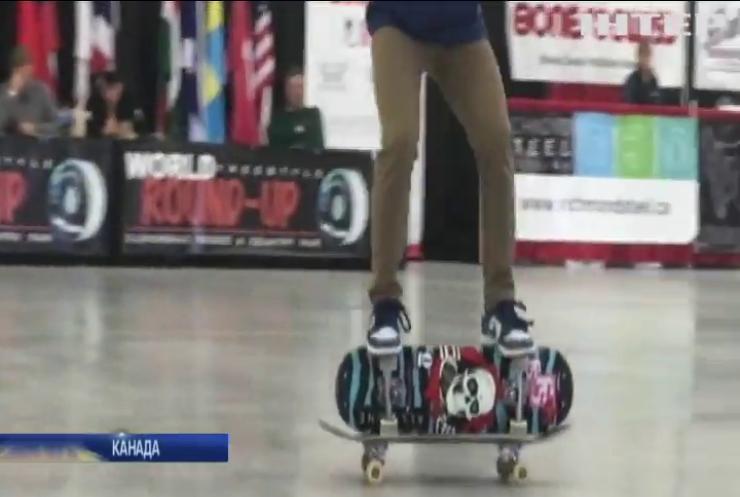 Підліток з Японії сенсаційно виграв чемпіонат із скейтерського фристайлу