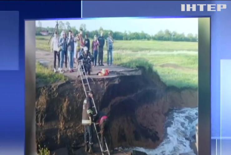 Школярі на Кіровоградщині не могли потрапити на ЗНО через негоду